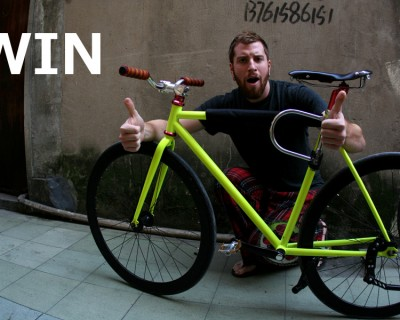 Stolen Bicycle : Recovered !