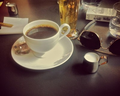 BCB x Sumerian Coffee Beer
